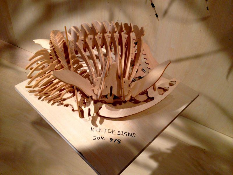 木製ミント
