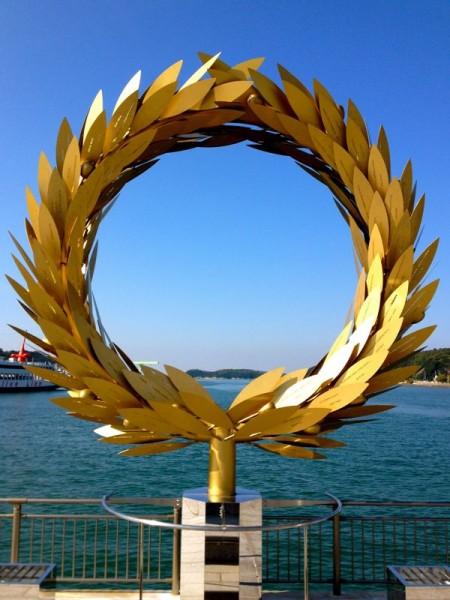 瀬戸内国際芸術祭4たて